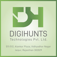 Digihunts Technologies Pvt Ltd is acknowledged for its individuality and pre-eminent solutions.-Jaipur-olinone