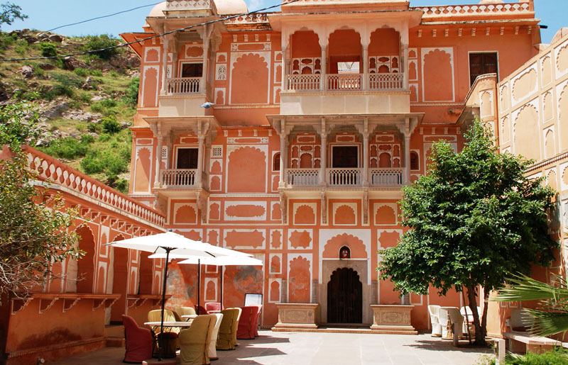 Anokhi Museum of Hand Printing in jaipur