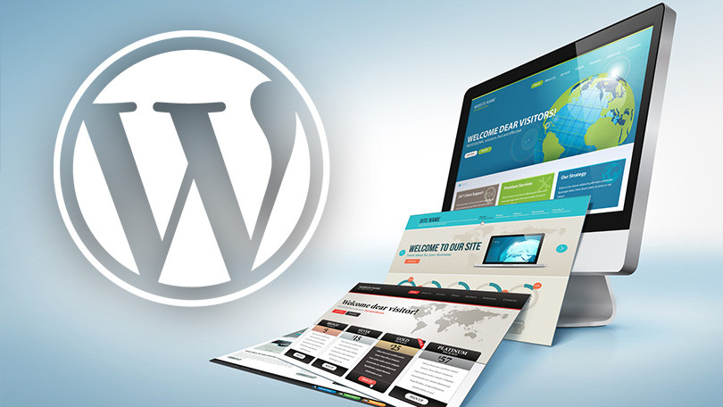 one page wordpress website for beginners