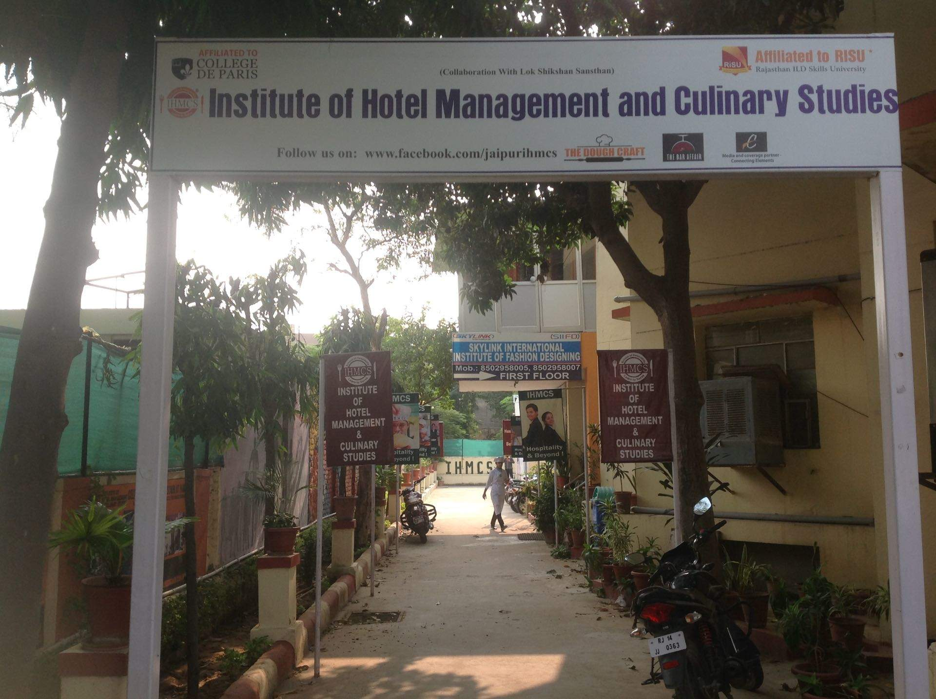Institute of Hotel Management And Culinary Studies (IHMCS), Jaipur -Jaipur-olinone