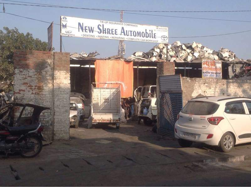 Car-AC-services by New-Shree-Automobiles olinone